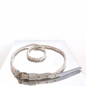 Tommy Bahama Accessories - NWT Tommy Bahama Rope Belt